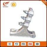 Tipo abrazadera del tornillo de la aleación de aluminio de Nll de tensión aérea resistente