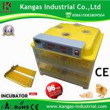 Le mini canard automatique chaud Eggs des oeufs de l'incubateur 96