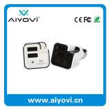 Selbstzubehör verdoppeln USB-Auto-Aufladeeinheit mit Luft-Reinigungsapparat