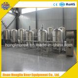Fermentatore conico dell'acciaio inossidabile di preparazione della birra