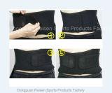 Soporte respirable de la parte posterior del neopreno del silicón de la alta calidad para la gimnasia