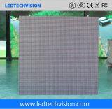 Visualización de LED al aire libre de los media de difusión de P10mm