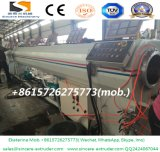 Línea/producción de la protuberancia del agua del HDPE/del tubo del suministro de gas que hace la máquina