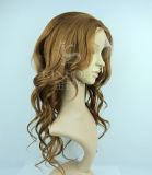 Pelucas superiores del cordón del frente del pelo humano de la Virgen el 100% del grado para las mujeres 241917