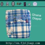 PROsorgfalt-Marken-Baby-Windel für Ghana