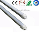 LED Tube Lighting T8 0.6m Forme ovale pour usage intérieur