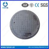 Couverture de trou d'homme composée de la chaussée ISO9001