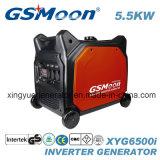 표준 AC Single-Phase 5.5kVA 4 치기 순수한 사인 파동 가솔린 발전기