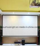 Экран экрана 3D репроектора серебряный