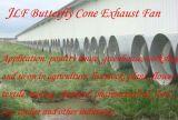 El mejor tipo del cono de la mariposa del tipo ventilador de escape con CE / CCC