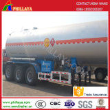 ASME 36-58.3cbm Combustível de gás líquido LPG Semi-reboque