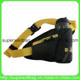 Esportes ao ar livre da cintura do saco da promoção que funcionam sacos da correia