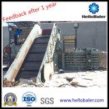 Plástico automático, máquina de empacotamento de papel para o recicl Waste (HFA20-25)