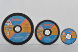 9 ' Vlak Scherp Wiel het Schuurmiddel voor van het Roestvrij staal (230X2X22.2) met MPa Certificaten