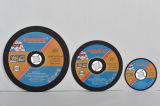 9 'Roda de corte plana para aço inoxidável (230X2X22.2) Abrasive with MPa Certificates