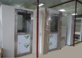 Автомобиль Airshower чистой комнаты нержавеющей стали Class-10~100000