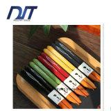 Farben-Fisch-hölzerne Ess-Stäbchen-kreativer Entwurf der japanischen Art-5