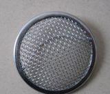 20 disques de filtre de treillis métallique d'acier inoxydable de maille