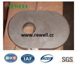C40 abaixam o tijolo de bocal para o recipiente de distribuição/concha de aço