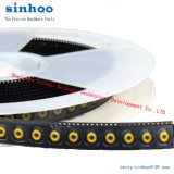 Smtso-M2-7et, porca SMD, porca de solda, fechos de montagem / montagem de superfície / SMT Standoff / SMT Nut, Steel Reel