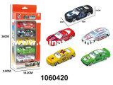 Hot Sale 1: 64 Metal Feel Wheel Alloy Car Toy (1060418)