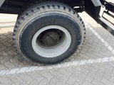 De Vrachtwagen van de Stortplaats van de Motor Weichai van Sinotruk HOWO 4X2