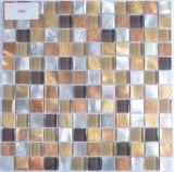 アルミニウムモザイク・タイルの台所壁のタイル