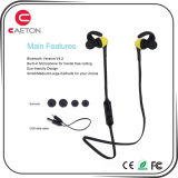 Fone de ouvido estereofónico sem fio de Bluetooth do esporte novo