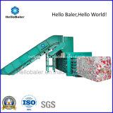 Prensa hidráulica do papel Waste com o transporte para a venda
