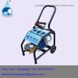 Agua fría resistente del producto de limpieza de discos de alta presión