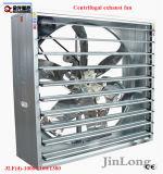 Ventilador de ventilação montado obturador