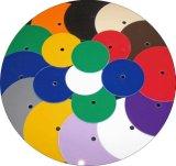 Garniture en plastique de rondelle adaptée aux besoins du client par OEM