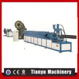 Rodillo comercial de la instalación del panel de la barandilla de la carretera del aseguramiento que forma la máquina