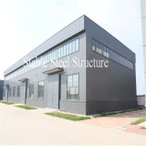Edifício pré-fabricado do aço estrutural para a oficina do armazém