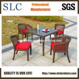 [رتّن] ثبت طاولة وكرسي تثبيت/طاولة خارجيّ يثبت/ألومنيوم طاولة ([سك-7142])
