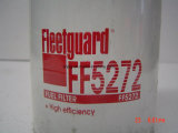 Filtro de combustible de Fleetguard FF5272 Hacer girar-en para los motores de Volvo, Deutz