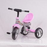 O Ce aprovou o triciclo de 3 rodas para miúdos