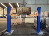 Pfosten-Selbstaufzug-hydraulische Auto-Hebevorrichtung der Garage-3.5t des Geräten-zwei