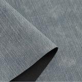 Haltbare gefälschte Jeans-Entwürfe PU-ledernes Gewebe für Sofa
