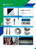 Industrielle Metalteile, die Maschinen-Faser-Laser-Reinigungsmittel säubern