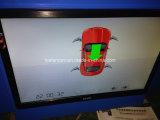 Ningún tipo instrumento de colocación de cuatro ruedas del carro del empuje de 3D: Fsd-W300m