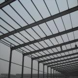 Grande gruppo di lavoro della struttura d'acciaio di prezzi con l'ufficio