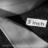 Tratamiento especial Tejido 100% cinta de nylon de embalaje de caucho vulcanizado