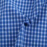 셔츠를 위한 길쌈된 털실에 의하여 염색되는 면 직물