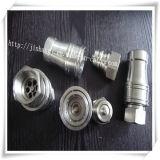 Conetor pneumático da válvula do aço inoxidável