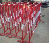 소통량 도로 안전 철 통제 바리케이드 검술
