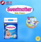 Neue Breathable Wegwerfbaby-Windel mit Superabsorption