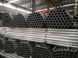 Tubo de acero del galón de la INMERSIÓN caliente del certificado de prueba del molino de la fabricación