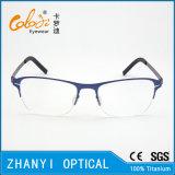 Облегченная Semi-Rimless Titanium рамка оптически стекел Eyewear Eyeglass (8003)