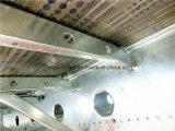 Reboque da carga da parede lateral de 3 eixos